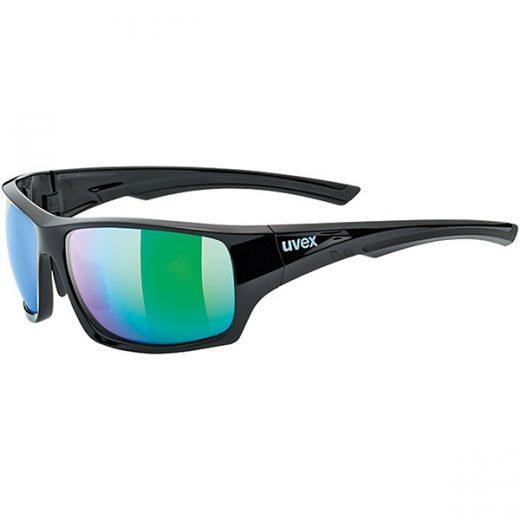 uvex-sportstyle-222-pola-black-green